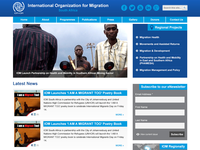 Iom Homepage - updated version