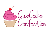 Cupcake Confection Logo 02 - colour