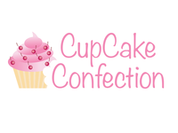 Cupcake Confection Logo 03