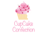 Cupcake Confection Logo 03 - alternate
