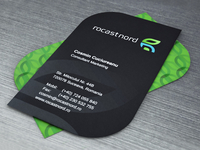 RocastNord Business Cards