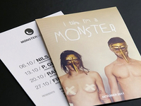 MONSTER MUSIC Flyer