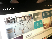 EXELSIA New Website