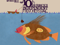 San Francisco Independent Film Festival 2008 Poster