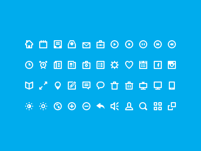Download 44 Shades of Free Icons
