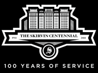 Logos Skirvincentennial