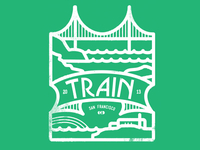 Sf Train Shirt