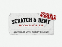 Scratch and Dent Outlet