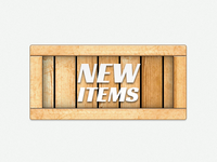 New, New Items Crate