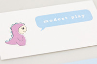 Identity for Modest Play