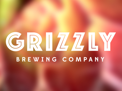 Grizzly Brewing Company Logotype