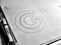 Inking a Logotype