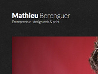 Mathieu Berenguer - Website