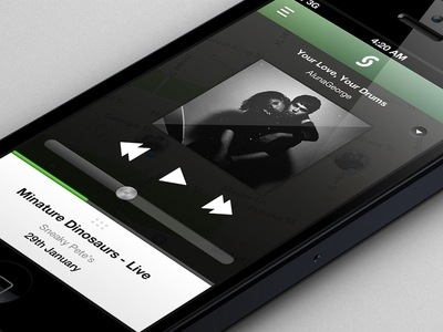 Soundscape Music Player