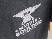 Made in Boulder Shirt