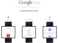 Google Time Project