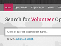 Volunteers Search
