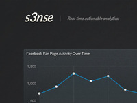 S3nse Dashboard