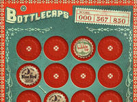 Bottlecaps Mobile Game Interface