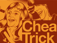 Cheap Trick Infographic Poster