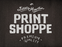 Little Mountain Print Shoppe