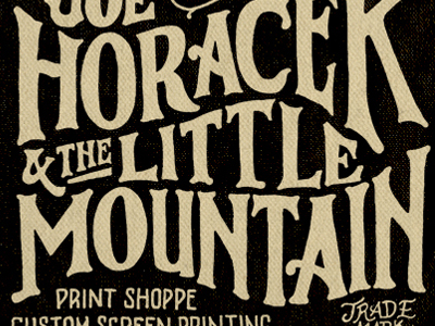 Joe-horacek-and-the-little-mountain-print-shoppe
