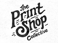 The Print Shop Collective Logo