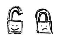 Un/Happy, Un/Locked