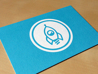 Voltronik Business Cards - Front