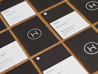Haum Business Cards
