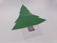 Xmas card / envelope