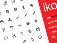 ikonic - FREE icons for download