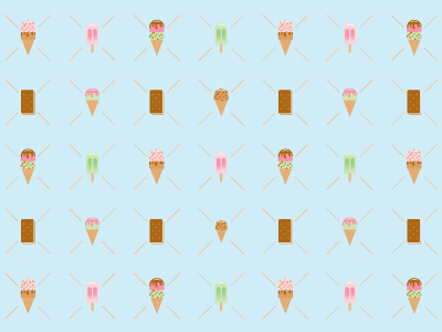 Icecreamdribbble
