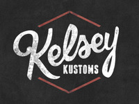 Kelsey Kustoms Logo 2