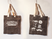 Convention totebag