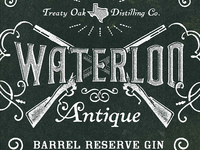 WIP - Waterloo Antique Label