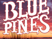 The Blue Pines