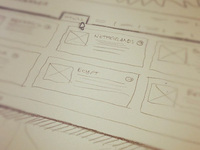 Paper Wireframing