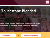 Touchstone Blended Learning Site 1