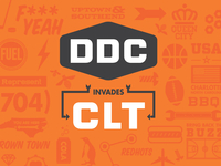 Aaron Draplin is coming to Charlotte #1