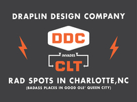 Aaron Draplin is coming to Charlotte #2