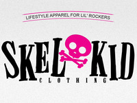 SkelKidClothing.com homepage