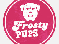 Frosty Pups Logo
