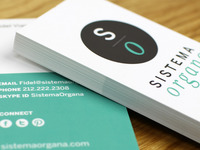Sistema Organa Business Cards