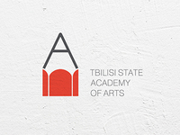Logo for Tbilisi State Academy of Arts
