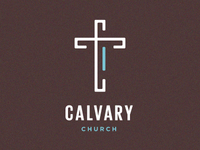 Calvary Church Logo 02