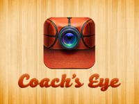 Coach's Eye March Madness Basketball Icon