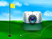 Coach's Eye golf icon (Masters Tournament edition)