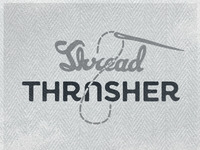 Thread Thrasher Logo
