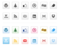 WP Roots Freebie - Icon Set